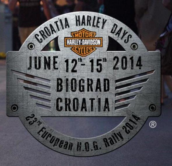 Croatie Harley Days